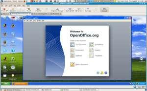 Open Office 3.0 screen shot