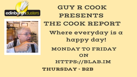 THURSDAY-COOKREPORT